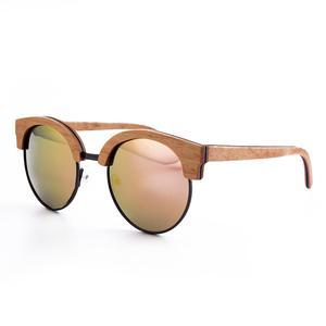 Image 2 - BOBO UCCELLO Occhiali Da Sole Degli Uomini Delle Donne Occhiali Da Sole di Legno di Stile di Estate spiaggia Occhiali in regali scatola di Legno Personalizza