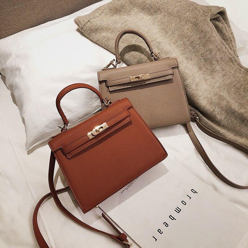 Ladies Shoulder Bag New Fashion Korean Tote Bag Crossbody Bag