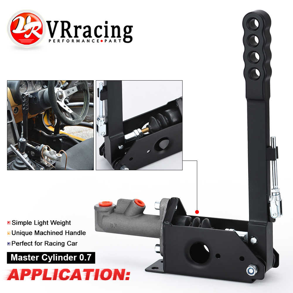 Universal Hydraulic Handbrake Handle Drift E-Brake Lever Racing Gear Lock Park