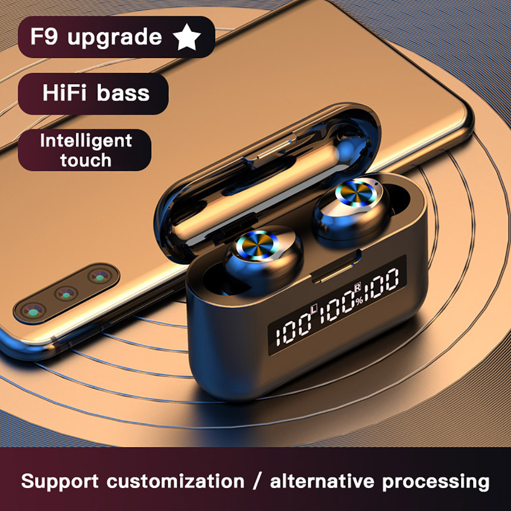 Bluetooth 5,1 гарнитура беспроводные наушники мини-наушники стереонаушники гарнитура наушники-вкладыши унисекс новые наушники-вкладыши