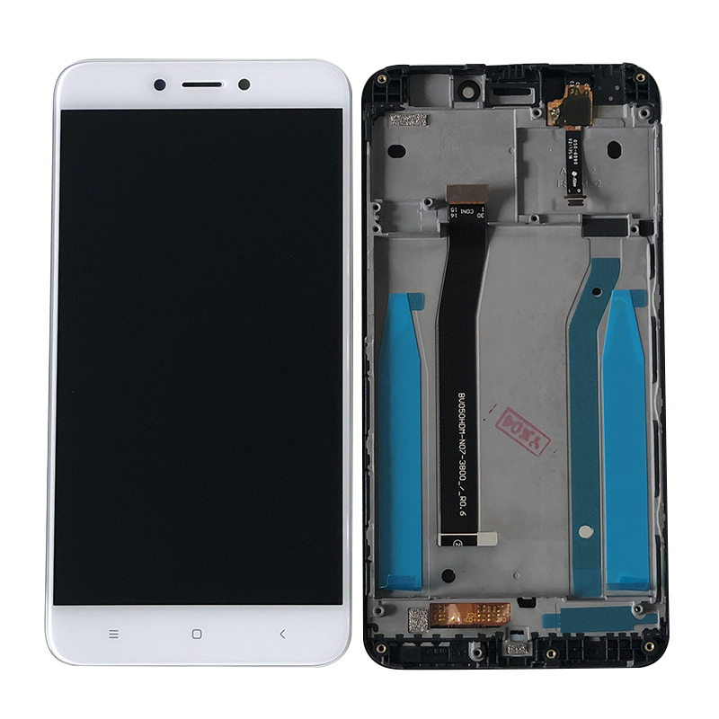 "H395a4b2cc0e1457eac03608d9efd61b5Y Original M&Sen For 5.0"" Xiaomi Redmi 4X LCD Screen Display+Touch Panel Digitizer With Frame For Redmi 4X Display Support 10Touch"