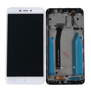 """Image 2 - 5.0 """"Originele M & Sen Voor Xiaomi Redmi 4X Lcd scherm + Touch Panel Digitizer Met Frame Voor redmi 4X Display Ondersteuning 10Touch"""