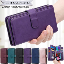 A50 A70 A40 M11 M31 M41 Leather Purse Case For Samsung Galaxy A51 A71 A81 A91 A41 A31 A21 A11 A01 Wallet Card Cover Coque Etui