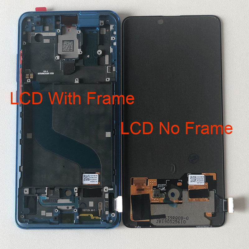 "Image 4 - Original M&Sen For 6.39"" Xiaomi Mi 9T AMOLED LCD Screen Display+Touch Panel Digitizer For Redmi K20 K20 Pro LCD Display-in Mobile Phone LCD Screens from Cellphones & Telecommunications"