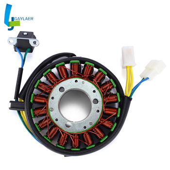 Motorcycle Generator Stator Coil for Hyosung GT650R GT650 GV650 ST7 Carb GT650X Special Edition 32101HN9101