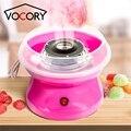 Портативная сахарная машина VOCORY для хлопка, электрический аппарат для самостоятельного изготовления сладких хлопковых конфет, подарок для...
