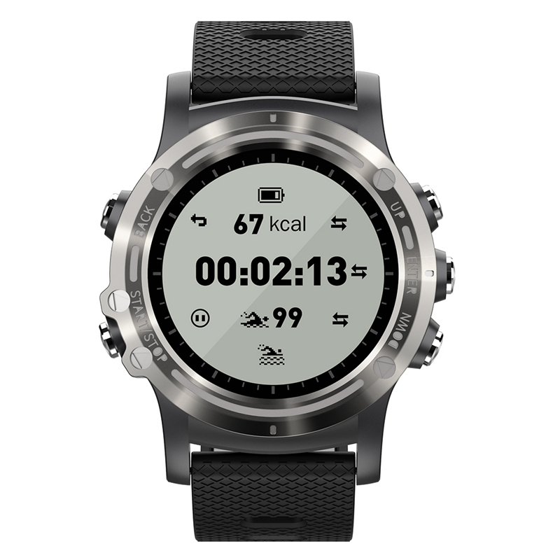 Sports Smart Watch GPS Sports Watch Bluetooth  Multi-Sports Mode Compass Altitude Outdoor Built-in GPS Compass