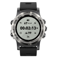 Sports Smart Watch GPS Sports Watch Bluetooth Multi Sports Mode Compass Altitude Outdoor Built in GPS Compass
