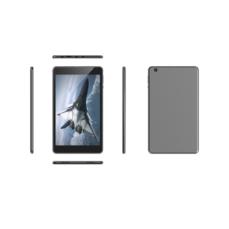 8-Inch All-Metal Tablet PC MTK8163 Ultra-Thin 5 Gwifi Tablet OGS Touch Screen 2 + 32G Large Memory