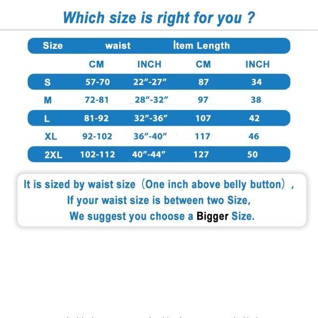 Slim Belt Waist Trainer Waist Shaper Cincher Faja Corset Belt Modeling Strap Waist Trimmer cinta modeladora shapewear 5