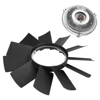 Fan Blade + Fan Clutch Kit 11527505302 for BMW E36 E46 E53 E34
