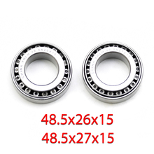 27X48.5X15 26X48.5X15 48.50 Mm 48.5*26*15 48.5*27*15 Steering Hoofd Lager Taper Roller Pit voor Honda Msx Crossmotor Motorfiets