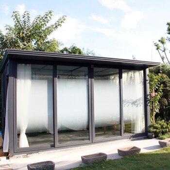 "Película de seguridad autoadhesiva para oficina en casa con ventana de gradiente de dos vías SUNICE ¡60 ""X16! 4ft"