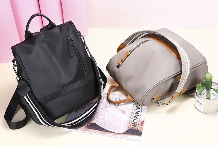 H395d224adeec412491b74e2d37a6ba56D Anti-theft women backpacks ladies large capacity backpack high quality bagpack waterproof Oxford women backpack sac a dos