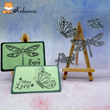 Kokorosa Squirrel Clear Stamps Animals Rubber Stamp Scrapbooking Album Decor Transparent Decoration