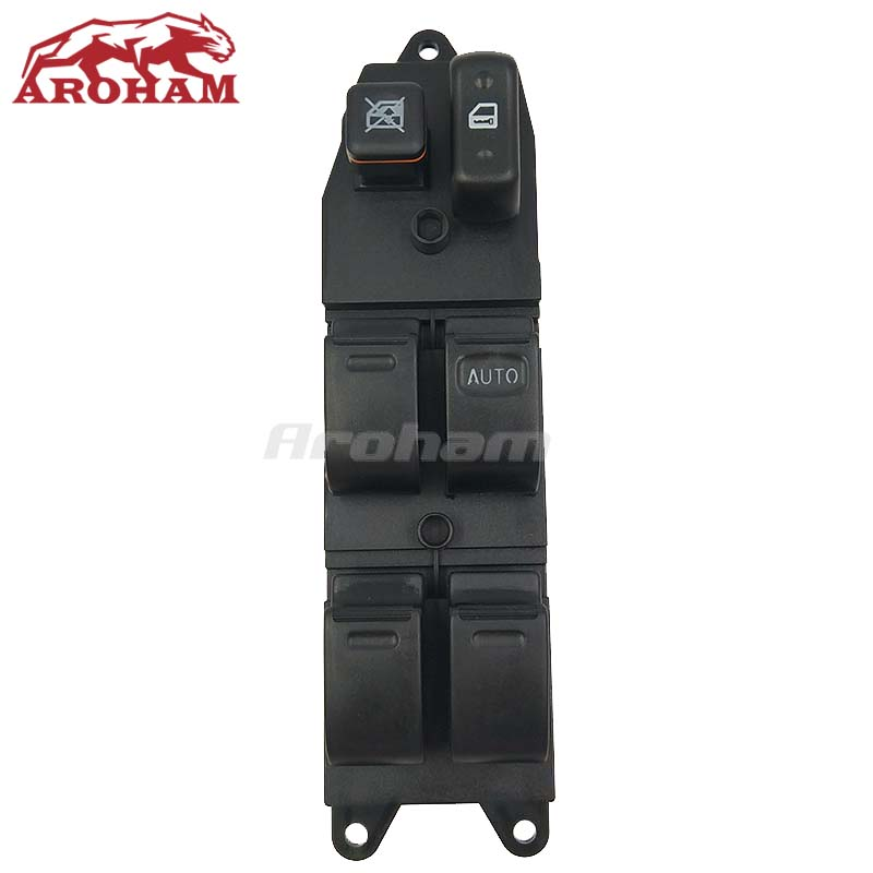 84820-60080 8482060080 Right hand driver Power Window Master Switch For Toyota Hilux Dual Cab LN167 Prado <font><b>90</b></font> Series 84820 60080 image