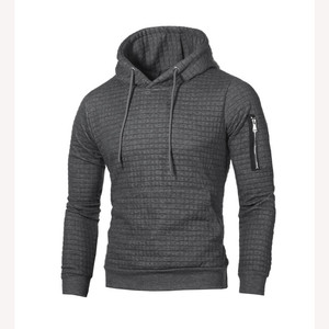 2020 Sweater Men Solid Pullovers New Fashion Men Casual Hooded Sweater Autumn Winter Warm Femme Men Clothes Slim Fit Jumpers