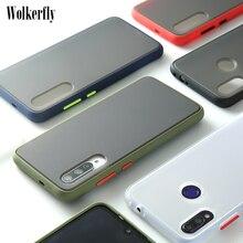 Противоударный защитный чехол для Xiao mi Red mi Note 7 6 Note 8 Pro 8T 8A 7A для Xiaomi mi 9t 8 9 Lite Pro cc9 A3 Pocophone F1 матовый чехол