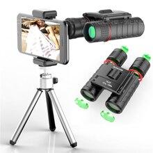 Pocket Military Binoculars HD 10x22 Professional High Power Telescope Zoom Night Vision Hunting Opera Hiking Camping