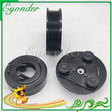 A/C-Compressor SMAX FORD Clutch-Pulley Electromagnetic GALAXY MONDEO Focus-Iii Grand-Cmax