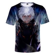 Anime World Trigger 3D Printed T Shirts Men/women Summer Fashion Causal Streetwear Harajuku Short Sleeve Round Neck Tops