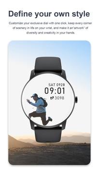 Смарт-часы Lemfo KW77 3