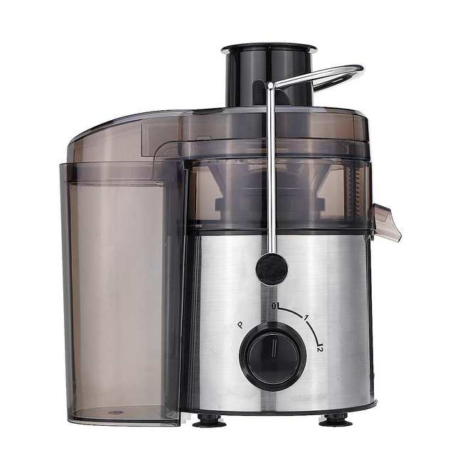 220V 1000W Stainless Steel Juicers 2 Speed Electric Juice Extractor Household Fruit Vegetables Drinking Machine for Home Kitchen 1