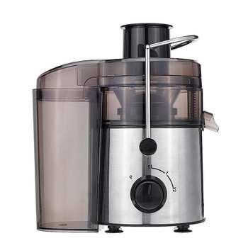 220V 1000W Stainless Steel Juicers 2 Speed Electric Juice Extractor Household Fruit Vegetables Drinking Machine for Home Kitchen