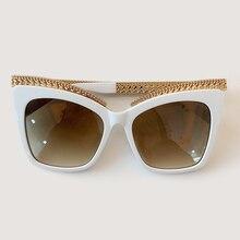 2020 Vintage Luxury Cat Eye Sunglasses W