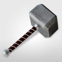 Mjolnir – jouet pour adultes, Simulation 1:1, 44 cm, 0.55 kg, le marteau, modèle de fête, cosplay, collection de costumes