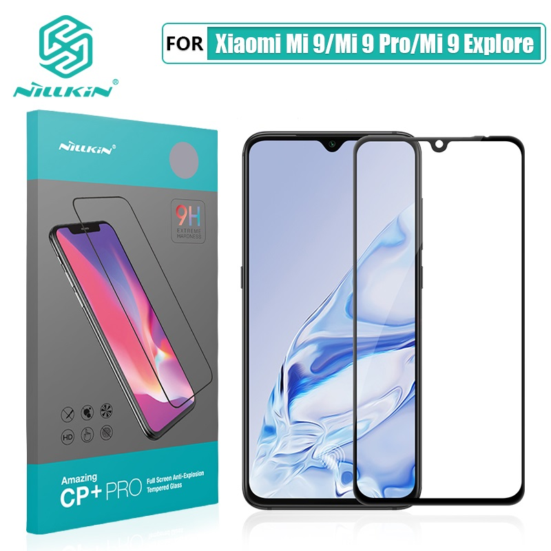 For Xiaomi Mi 9 Pro Glass Screen Protector NILLKIN Amazing H/H+PRO/XD+ 9H For Xiaomi Mi 9 Pro 5G Tempered Glass Protector 6.39''