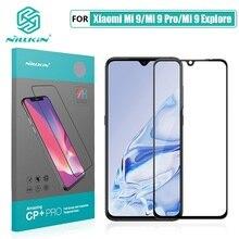 עבור xiaomi mi 9 פרו זכוכית מסך מגן NILLKIN מדהים H/H + PRO/XD + 9H עבור xiaomi mi 9 פרו 5G מזג זכוכית מגן 6.39