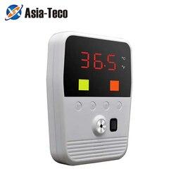 Tragbare Infrarot temperatur Detektor Nicht-kontakt Menschlichen Körper Automatische Temperatur Messung Mit Temperatur Kontrollen