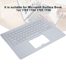 for microsoft- Surface Book 1st 1703 1704 1705 1706 Keyboard Case Replace Parts 53CC