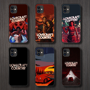 horror movie lovecraft country Phone Case Cover Hull For iphone 5 5s se 2 6 6s 7 8 12 mini plus X XS XR 11 PRO MAX black funda image