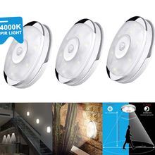 6 шт теплый белый кухня/светодиодные лампы для шкафа спальни