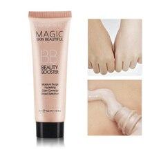 Coreia fundação de maquiagem bb base de creme rosto beleza bb cc creme de longa duração corretivo à prova dmoisturiágua hidratante clareamento cosméticos