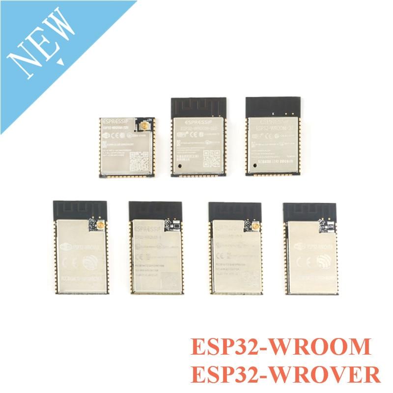 ESP ESP32 Module ESP32-WROOM ESP32-WROVER Series Module ESP32-WROOM-32D-32U ESP32-WROVER-I -IB -B Wireless WiFi IPEX Module