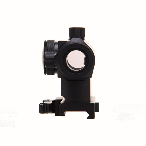caca holografica red dot scope 1x24 desmontagem