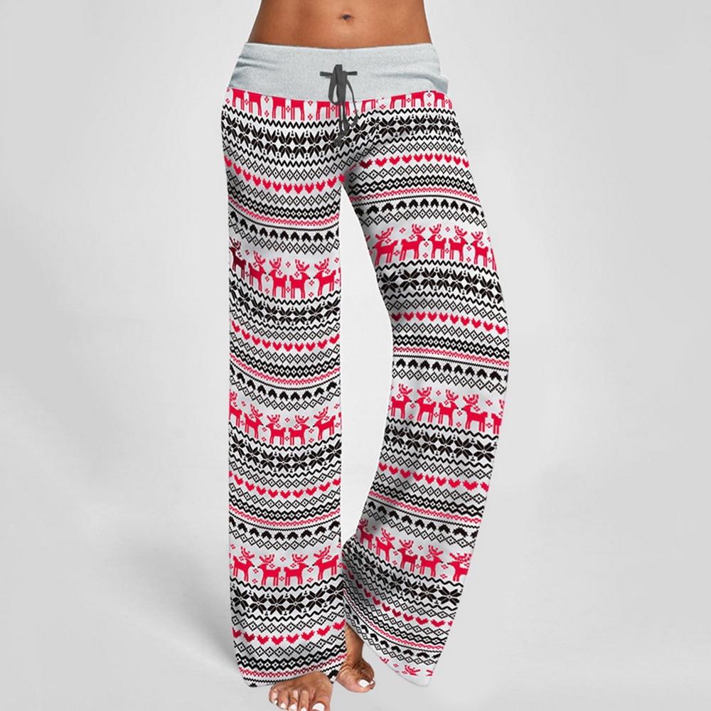 2020 Pants Women Ladies CasualLadies Loose Camouflage Pants Trousers Pants High Quality Capris Hip Hop S-3XL