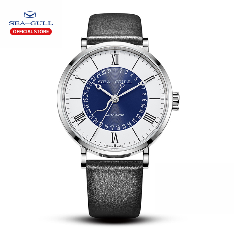 Seagull Mechanical Watch Couple Watch Age Girl Watch 2019 Wrist Watches For Women Automatic Watch Men Automatic Watch819.97.6053