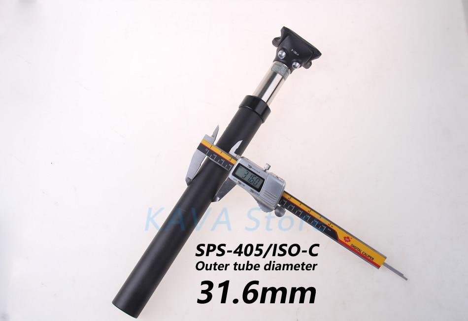 bicicleta de estrada espigão 27.2 28.6 30.4 30.8-30.9 31.6mm x 350mm