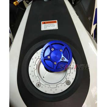 Rapid Gas Fuel Tank Cap For YAMAHA FZ-03 FZ-07 FZ-09 FJ-09 FZ-10 MT10 MT07 MT09 Tracer 900 MT01 MT03 MT25 Motorcycle Quick Cover