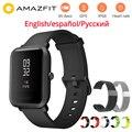 Оригинальные Huami Смарт-часы Amazfit Bip Amazfit PACE Lite Youth Verison IP68 Водонепроницаемые ГЛОНАСС + gps 45 дней работы от батареи
