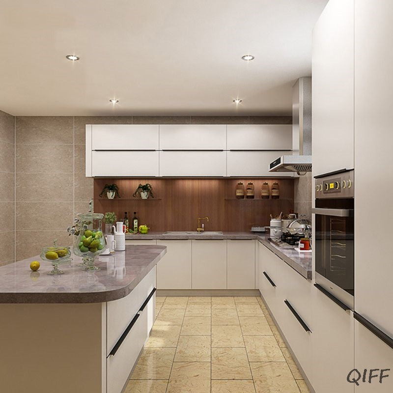 US $0.77 20% OFF|Modern Kitchen Cabinets Long Hidden Dark Handle Aluminum  Alloy Open Hole Drawer Edge Black Wardrobe Door Handle-in Cabinet Pulls  from ...