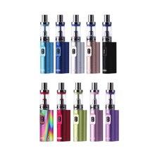 새로운 JOMO 라이트 40s TPD 박스 모드 Vape 펜 510 스레드 거대한 증기 전자 담배 흡연 장치 알루미늄 합금 및 유리
