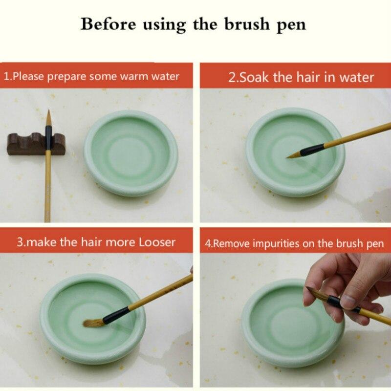 caneta de escova cabelo multipla do 04