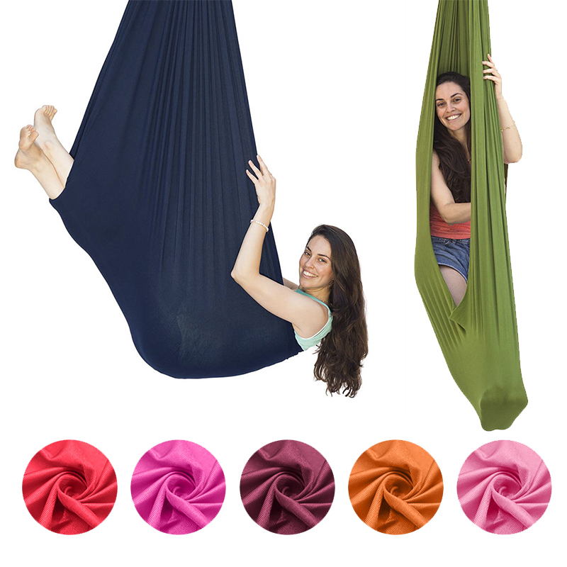 150*280CM Kids Swing Toy Set Therapy Hammock Hanging Chair Home Room Indoor Games Sensory Toys for Autism kids 1