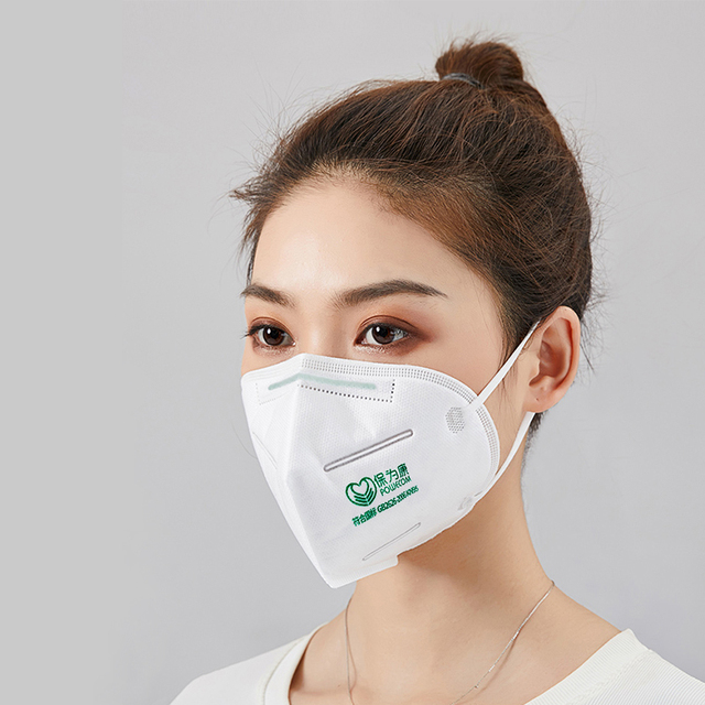 POWECOM KN95 Masks Respirator Protective Mouth Masks Reusable KN95 Masks Face Mouth Masks 1