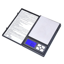 Pocket High Precision Electronic Digital Scale 500G/0.01G Jewelry Kitchen Scale Gold Silver Jewelry Weight Balance Scales 500g 0 01g digital scale precision balance electronic kitchen jewelry portable lcd weighting tools diamond pocket weight scale